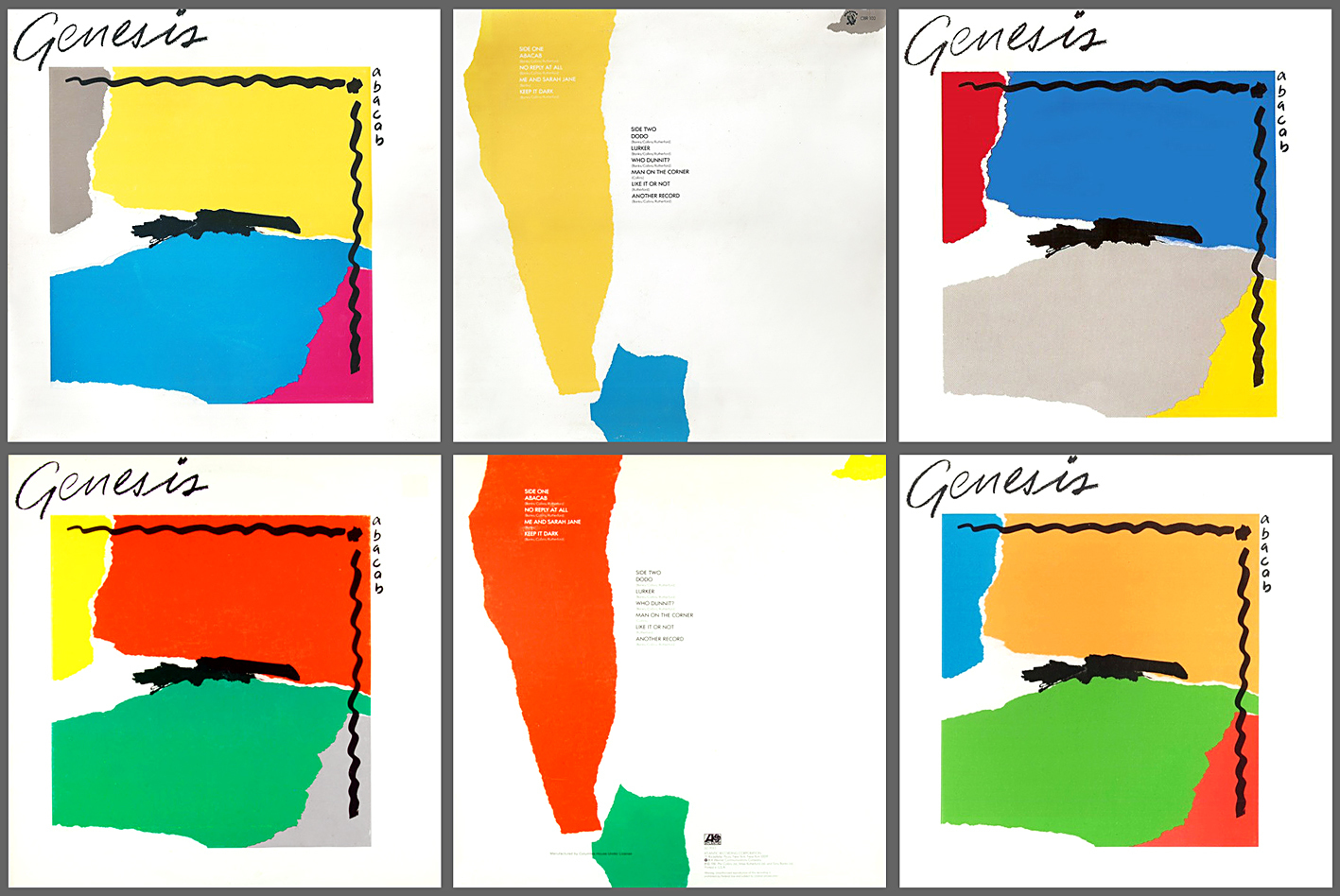 Genesis-Abacab-4ColourJackets.jpg